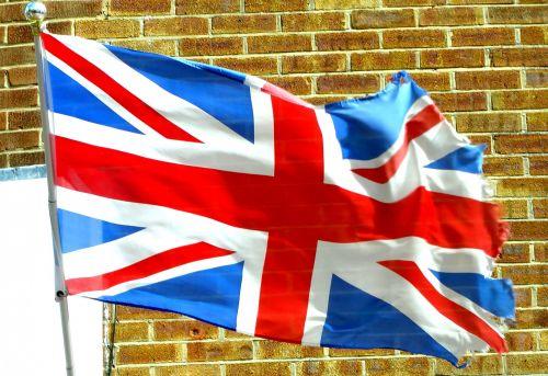 Union Jack U.K. Flag