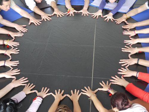 unit yoga mandala