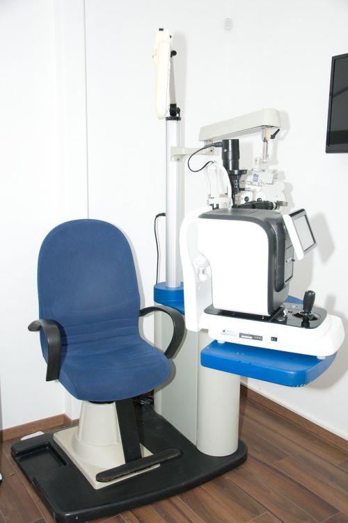 unit eye-check eye exam rutine eye test