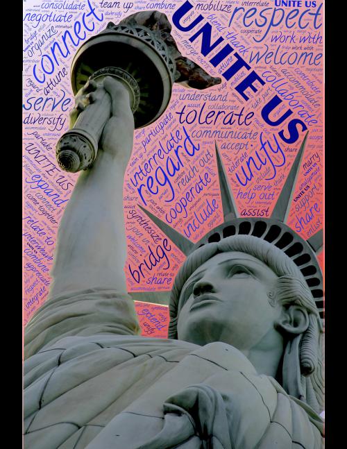 unite us statue