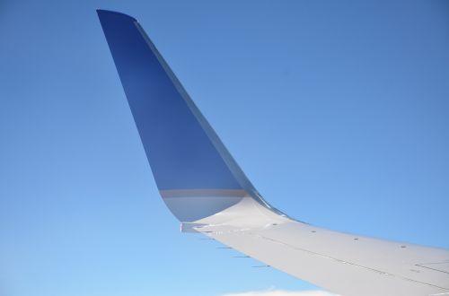 united airlines sky flight