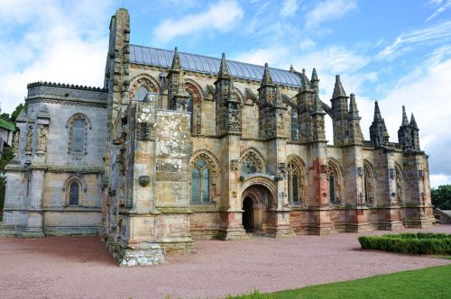 united kingdom scotland roslin