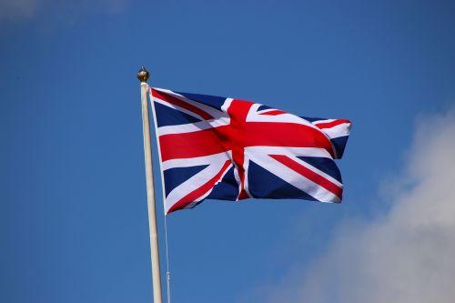 united kingdom flag english