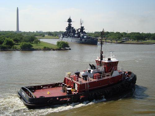 united states houston battleship