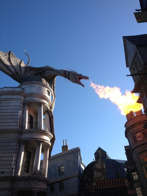 universal park  florida  harry potter