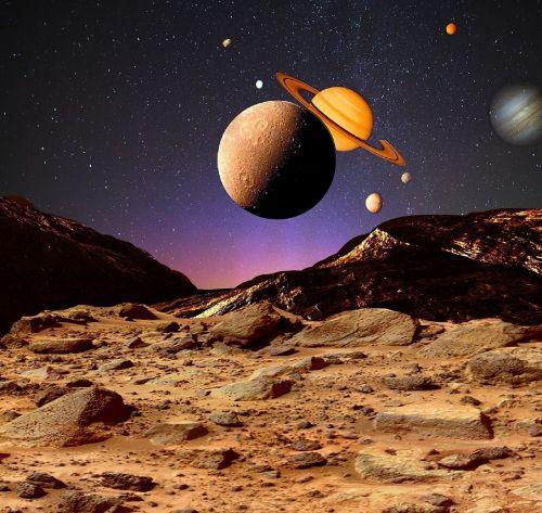 universe all cosmos