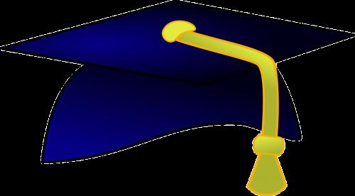 university hat graduation