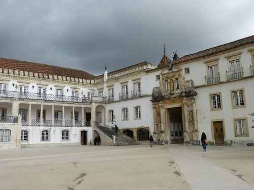university coimbra portugal