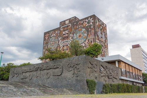 university  architecture  mexico
