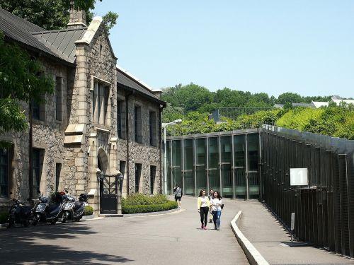 university ewha building