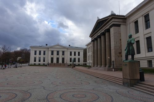 university of oslo norway university