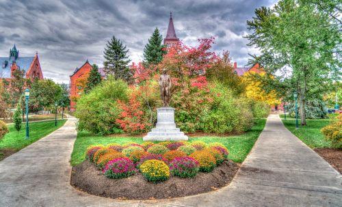 university of vermont fall foliage