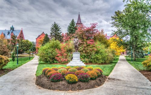 university of vermont architecture fall