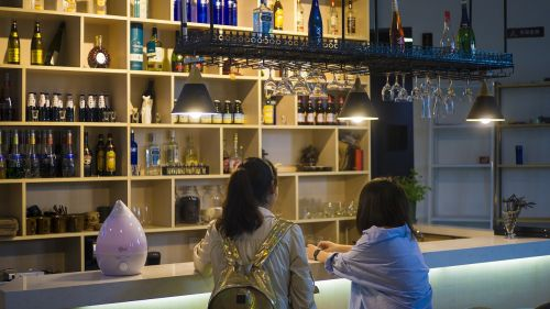 university student bar encounter