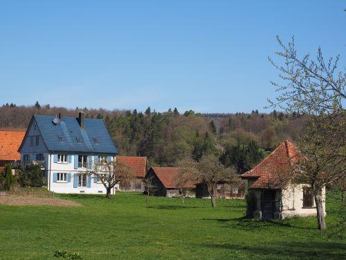 unterwilzingen community village