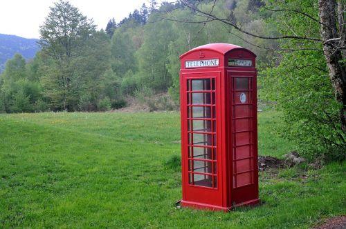 unusual phone box vosges
