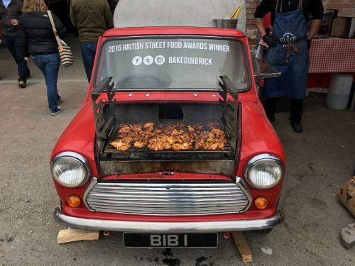 unusual bbq barbecue
