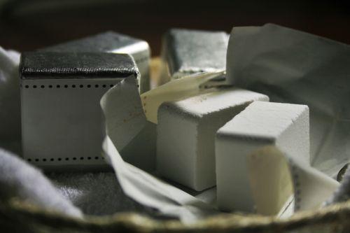 Unwrapped Bath Salts