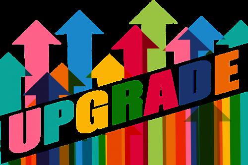 update upgrade renew
