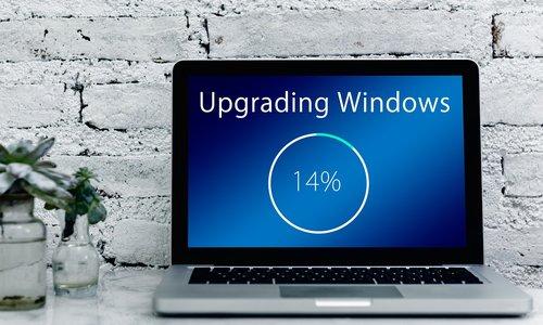 upgrade  windows  laptop