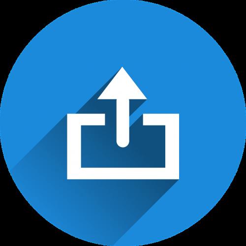 upload files icon