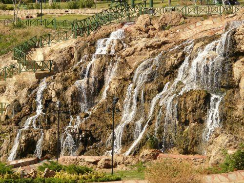 upper düden waterfall waterfall duden park