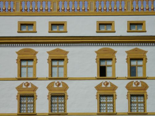 upper house museum facade window
