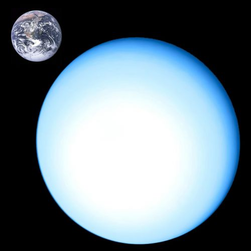 uranus planet gas giant