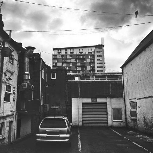urban london buildings