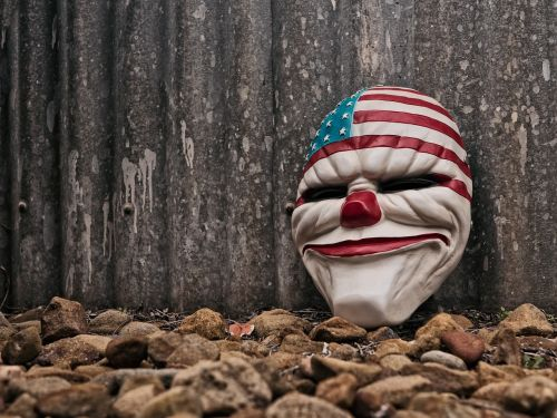 urban clown evil