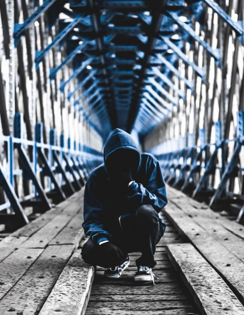 urban anonymous black
