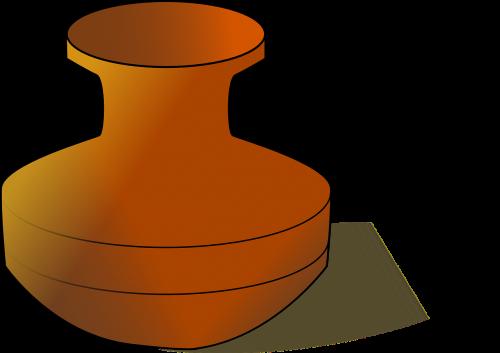 urn vase pot