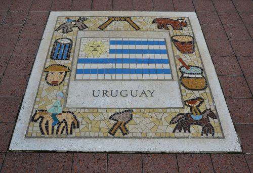 uruguay team emblem rugby