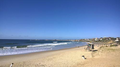 uruguay beach punta del diablo