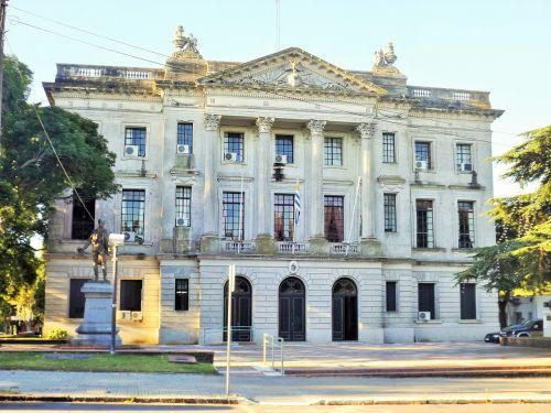 uruguay architecture political
