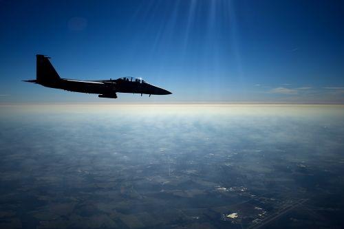 us air force f-15e strike eagle