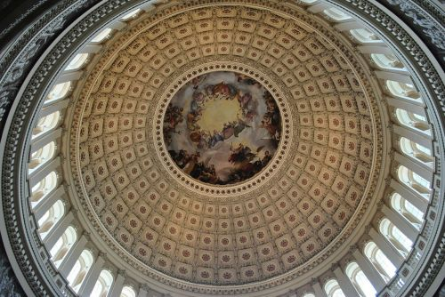 us capitol dome architecture