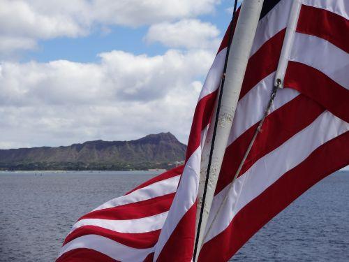 us flag flag usa