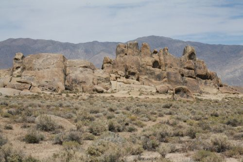 usa,california,alabama hills