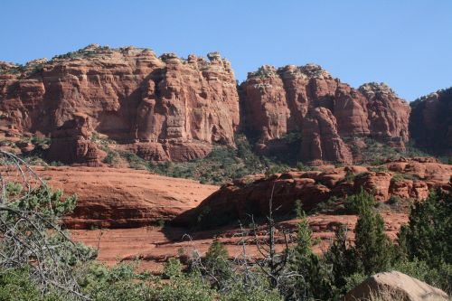 usa,arizona,sedona,cliff,red rocks