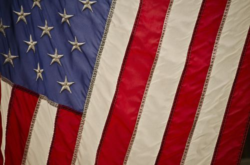 usa flags stars and stripes