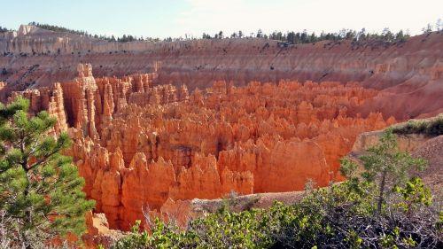 usa national park bryce canyon