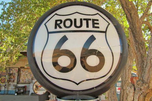 route 66 usa america