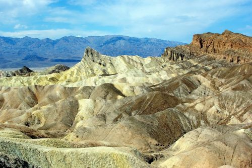 usa death valley dunes
