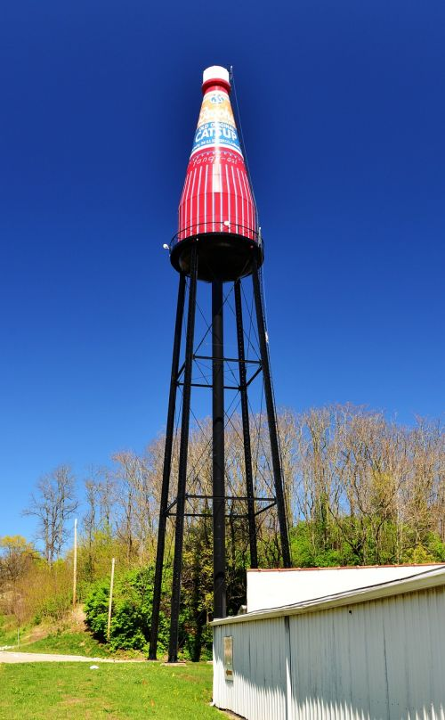 usa route 66 water tower