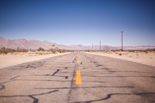 usa travel road