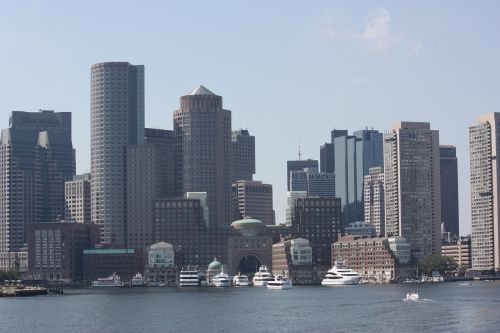 usa boston city