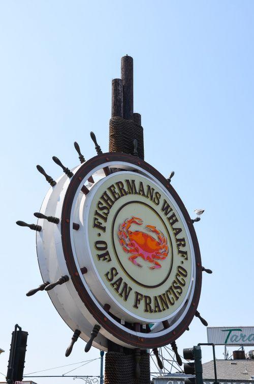 fishermans wharf usa america