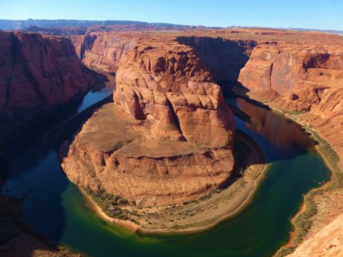 usa horse shoe bend arizona