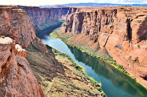 usa colorado river horseshoe bend